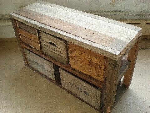 Crates Drawer