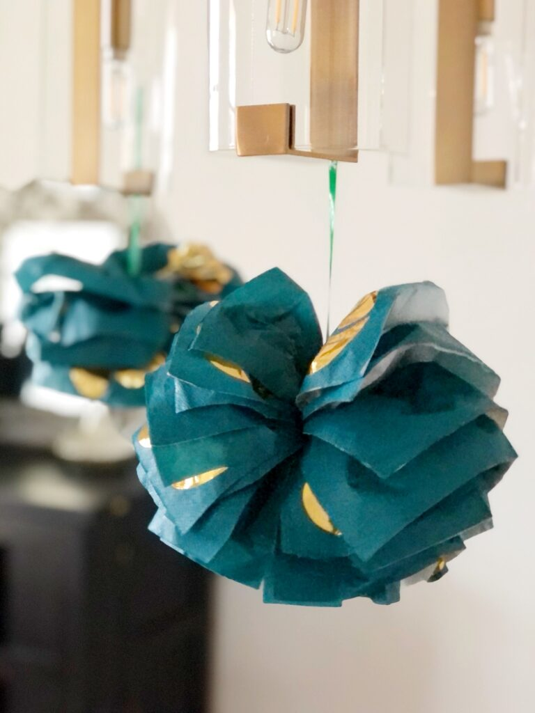 Napkin Tissue Paper Flowers