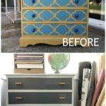Dresser Furniture MakeoverBefore and After