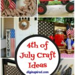 4th of July Craft Ideas - DIY Inspired