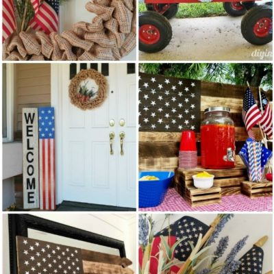 Fourth of July Craft Ideas