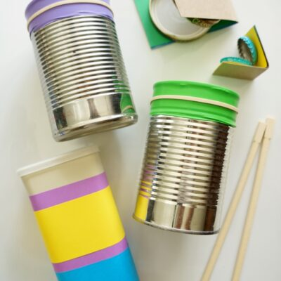 Clever Ways to Reuse Tin and Aluminum Cans
