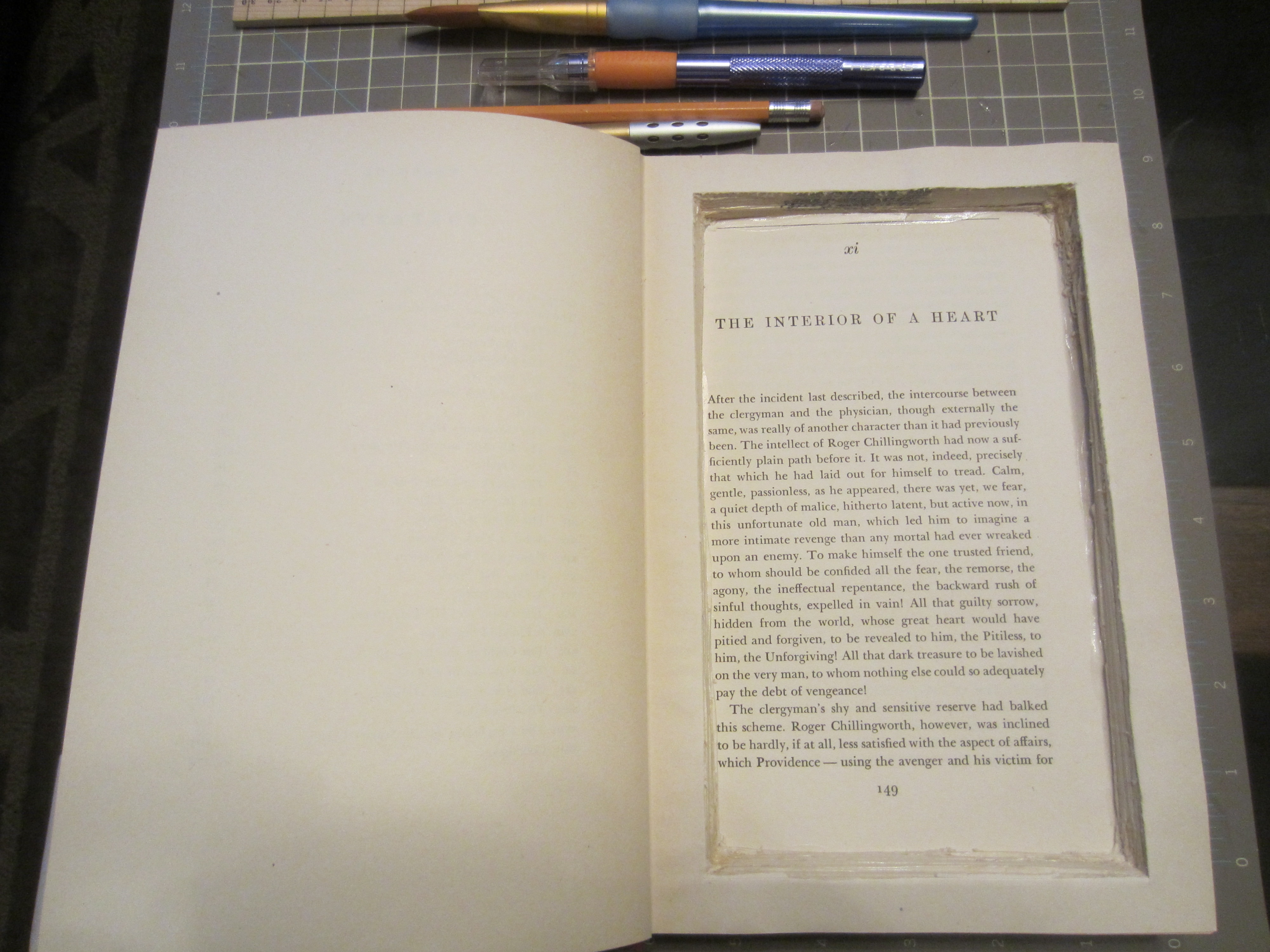 Book Safe How To 3 Diy Inspired