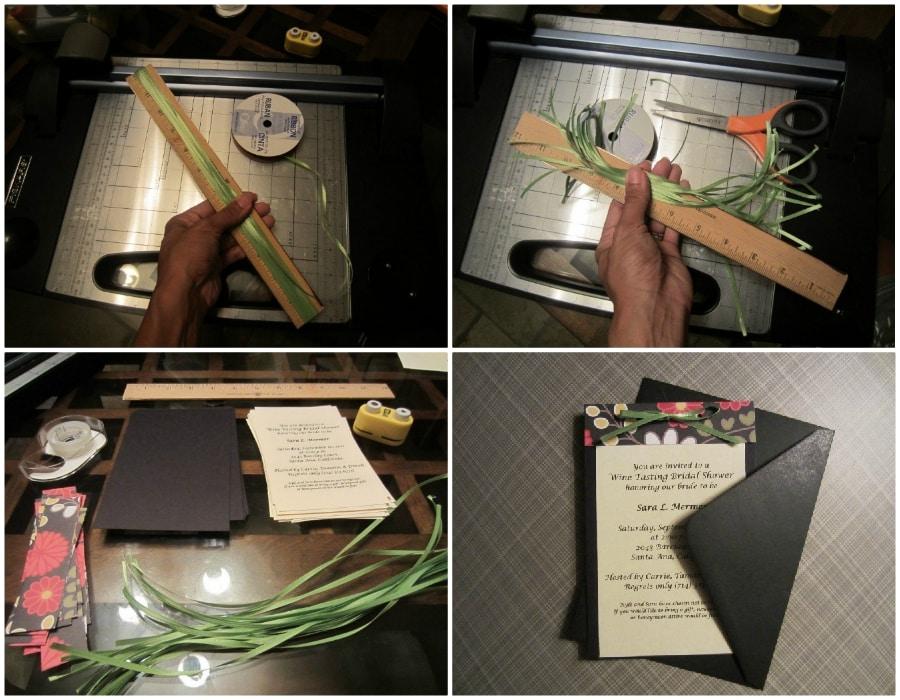 Easy DIY Invitations DIY Inspired