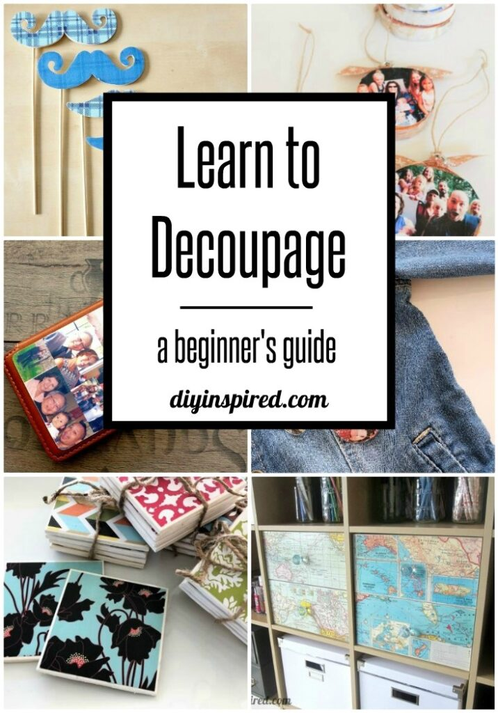 Learn to Decoupage - A Beginner's Guide