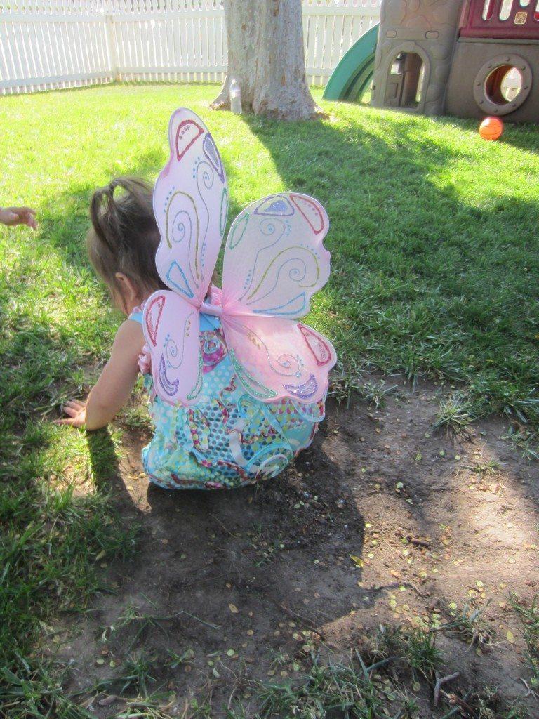 Easy DIY Angel Wings