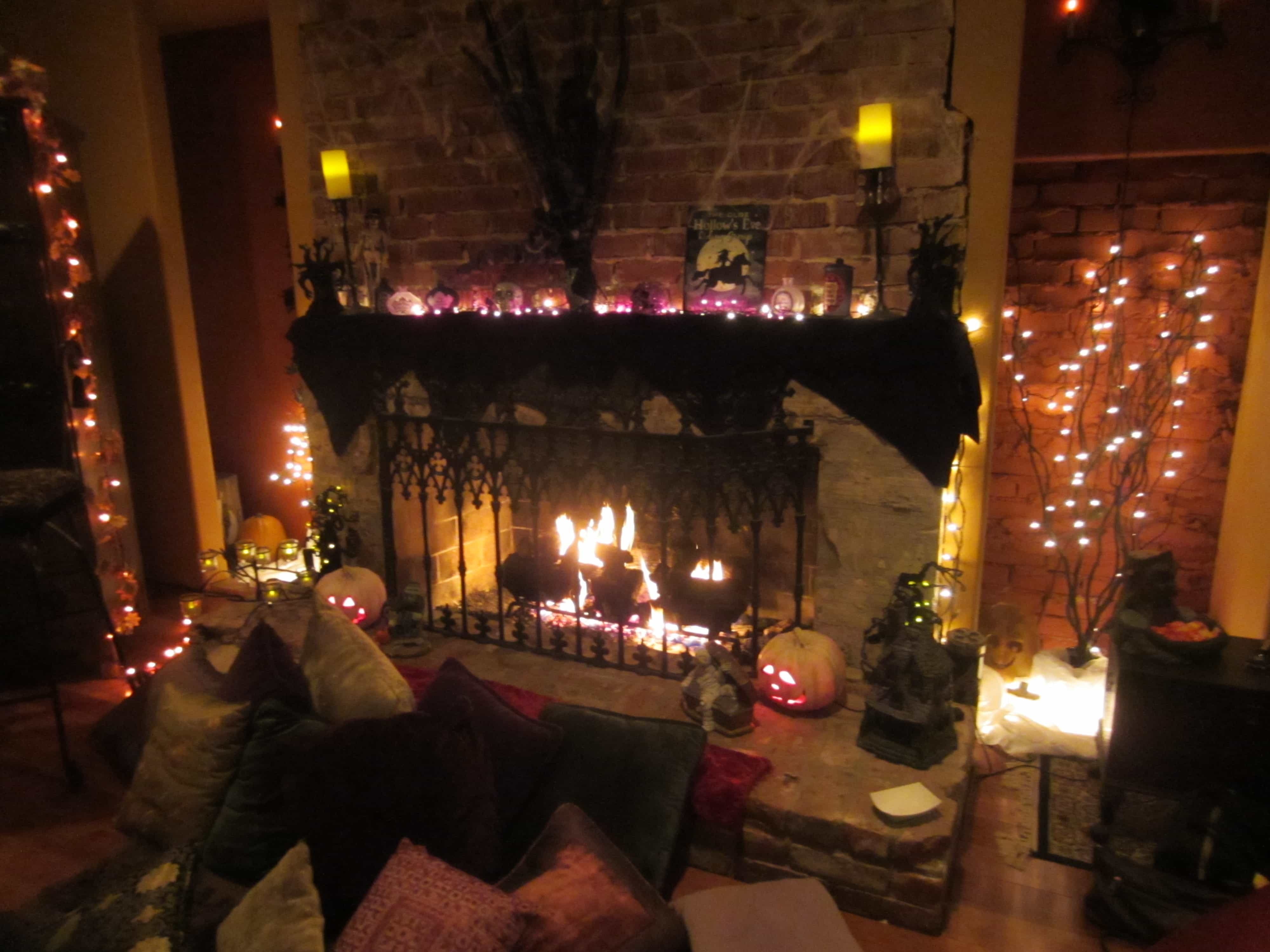 Halloween Party Inspiration Diy Inspired