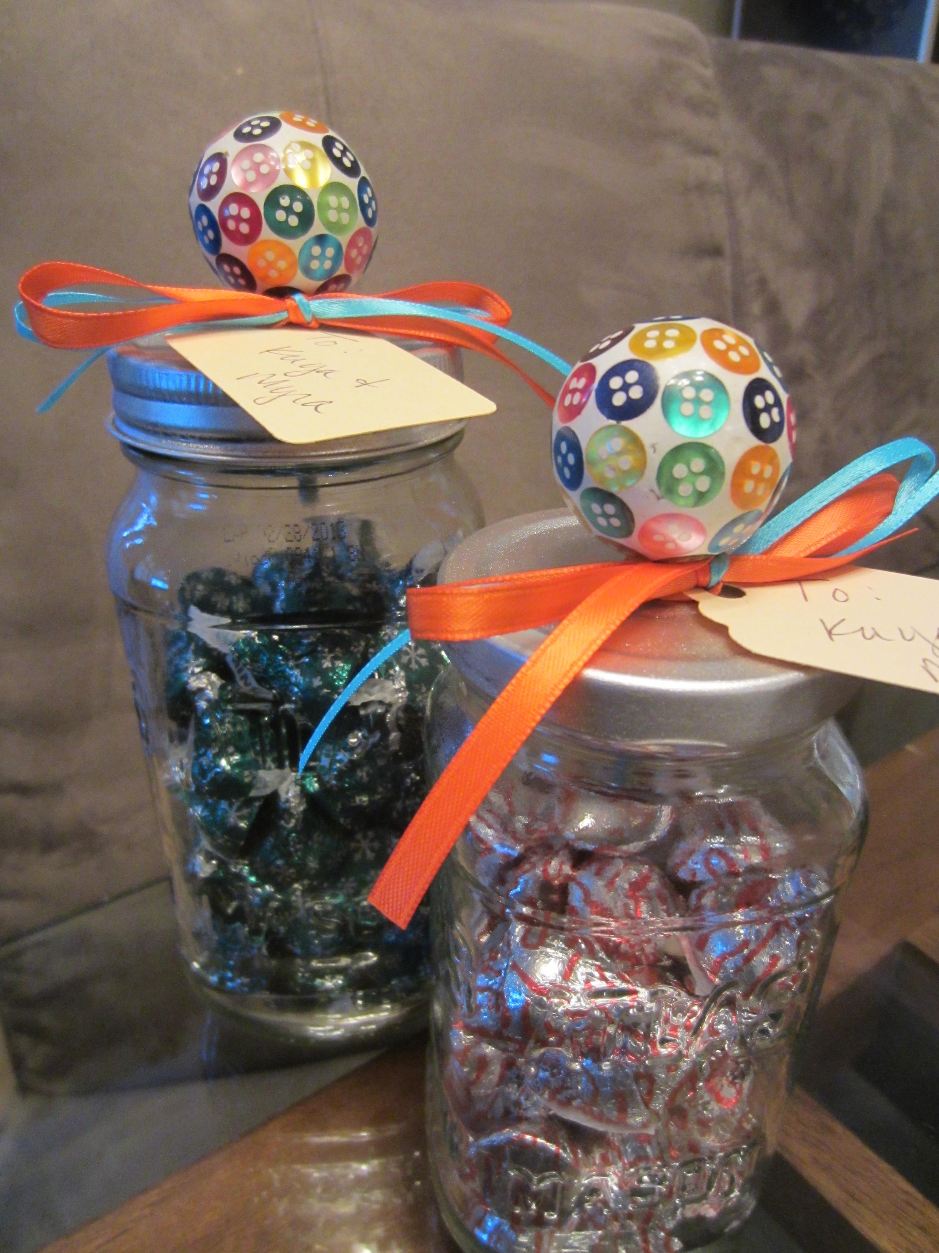 Candy Mason Jar Diy Inspired