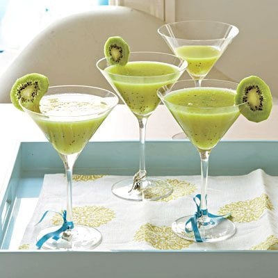 Kiwi Cocktail Recipes