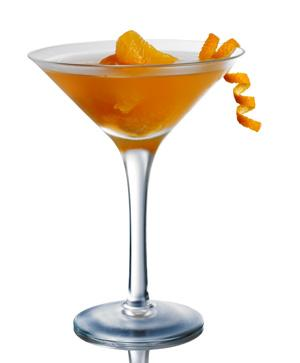 David's Cocktail Corner: Tangerine Two
