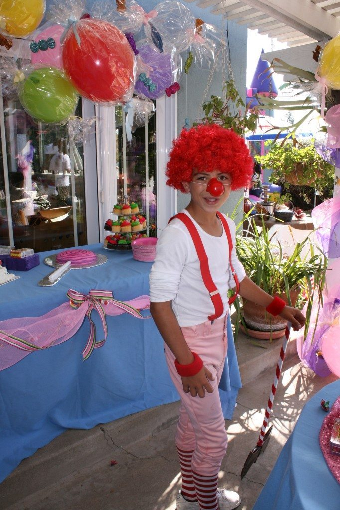 Candy Land Theme Party Part 1 (16)