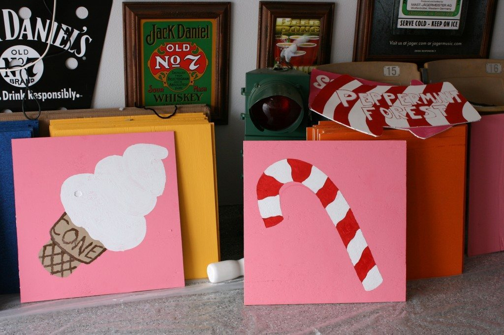 Candy Land Theme Party Part 1 (7)