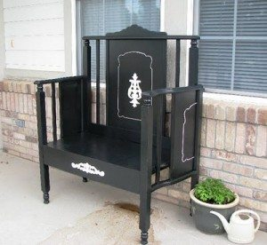 Repurposed Nursery Furniture