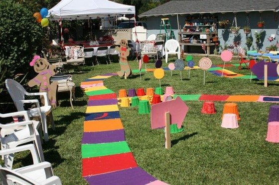 Candy Land Theme Party (23)