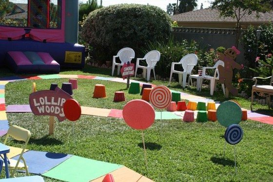 Candy Land Theme Party (28)