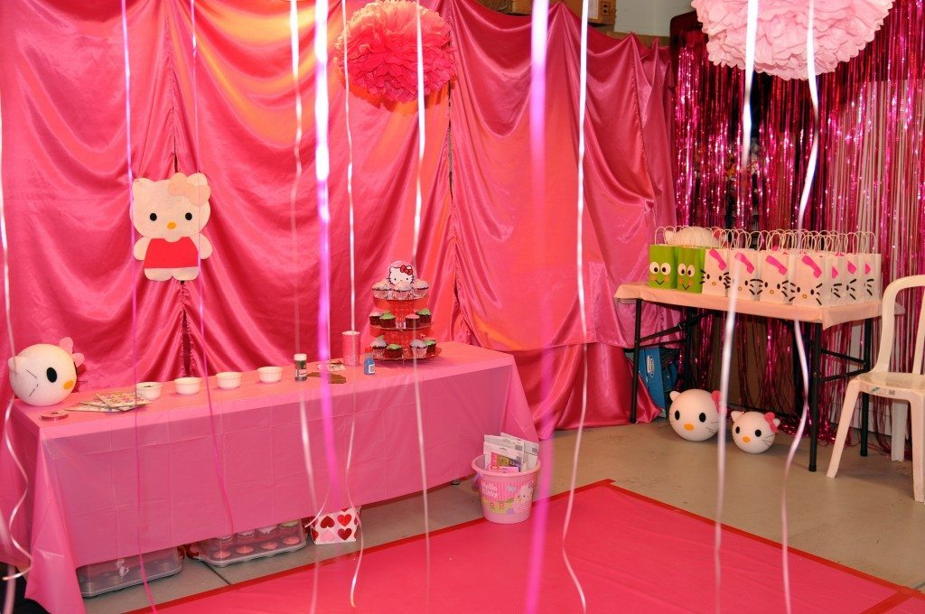 Hello Kitty Themed Party (11)