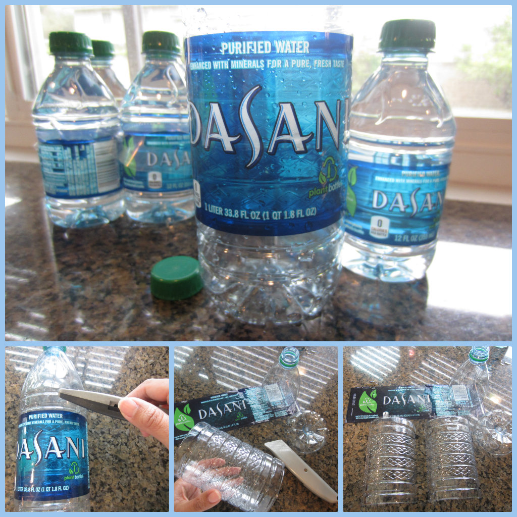 Recycled Water Bottle Butterfly Diy Inspired