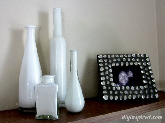 DIY Recycled Colored Glass