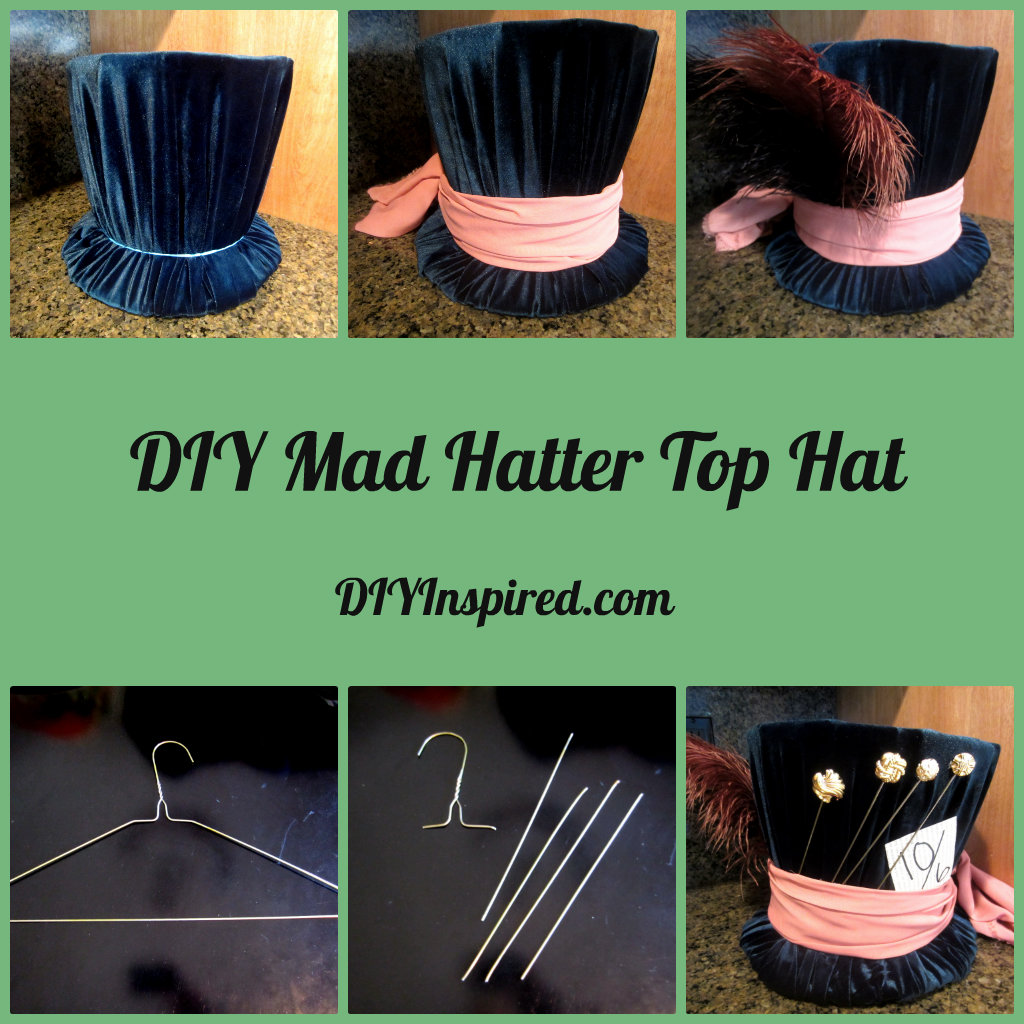 graphic regarding Mad Hatter Hat Template Printable named Do-it-yourself Insane Hatter Greatest Hat - Do-it-yourself Encouraged