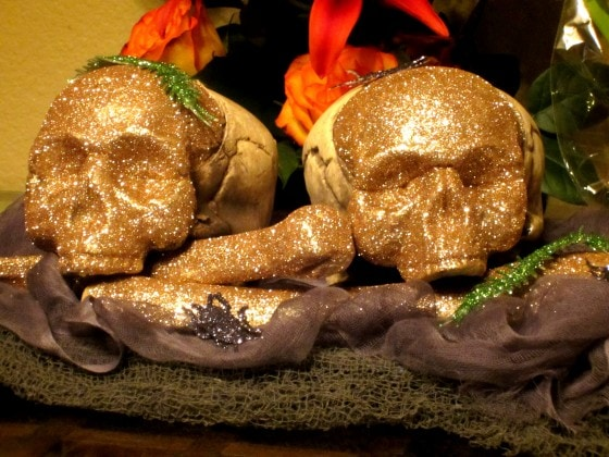 Four Easy Halloween Party Crafts