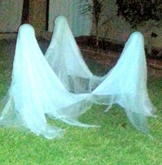 Dancing Ghosts Diy Inspired