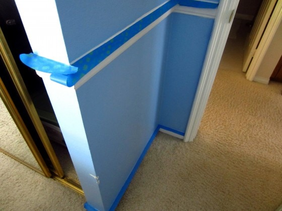 Guest Room Paint Makeover