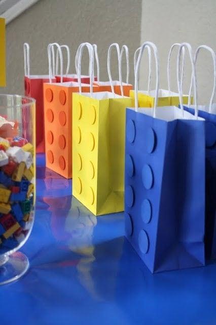 Lego Theme Party Ideas Diy Inspired