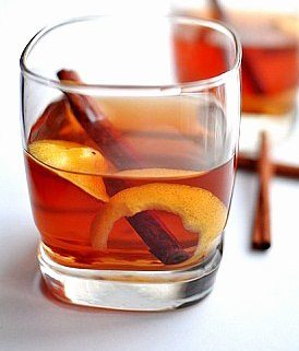 Pumpkin Maple Toddy