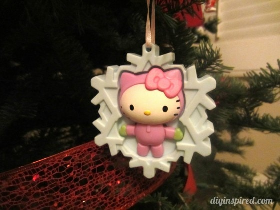 Happy Meal Toy Memory Ornaments