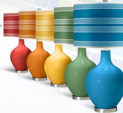 Brighten Your Décor with Lamps