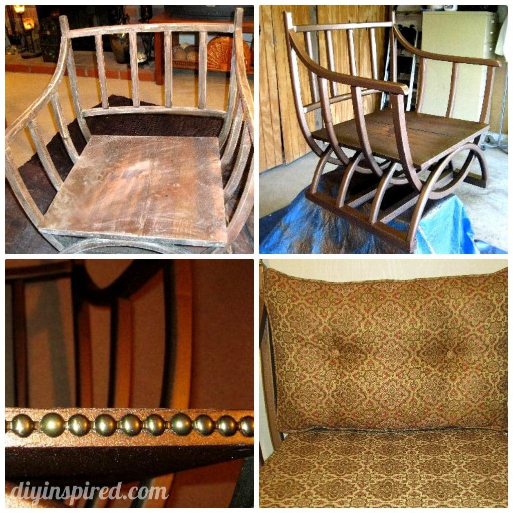 Chair Makeover Tutorial