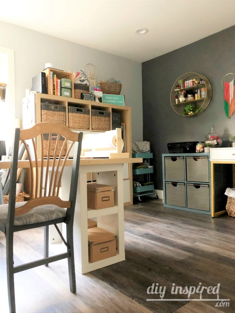 Craft Room Decorating Ideas