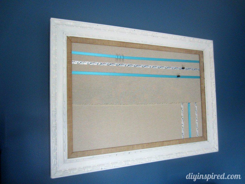 DIY Organization Board
