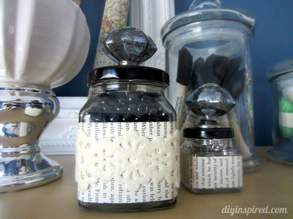 Recycled Craft Jars (1)
