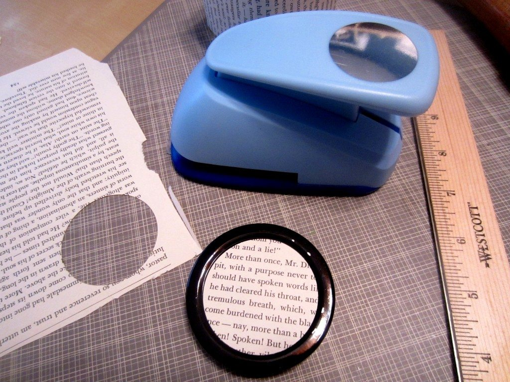 Recycled Craft Jars (5)