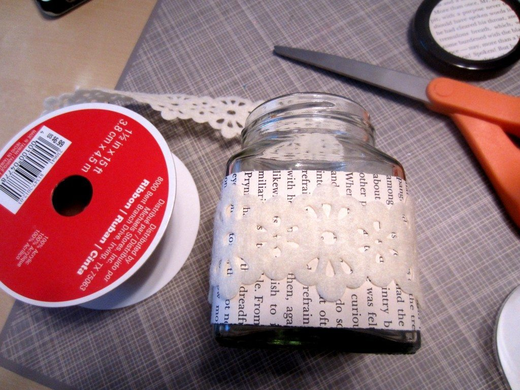 Recycled Craft Jars (6)