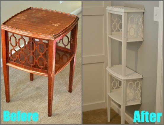 Repurposed Furniture for your Bathroom (4)