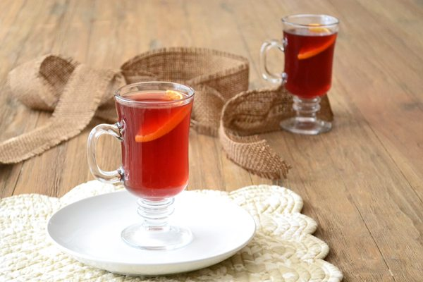 Rhum Apple Cranberry Cider Recipe