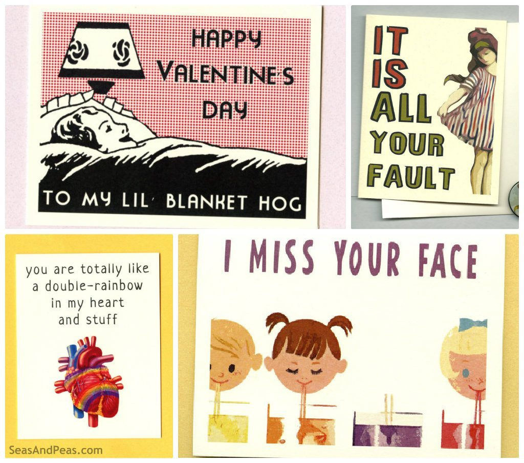 My Funny Valentine Seas and Peas Giveaway
