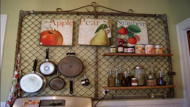 Tábua de cozinha reciclada