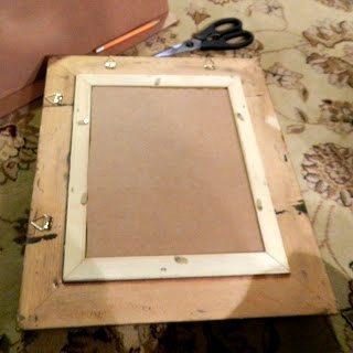 DIY Monogram Swarovski Pearls in a Frame (2)