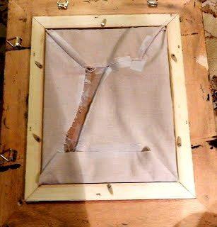 DIY Monogram Swarovski Pearls in a Frame (5)