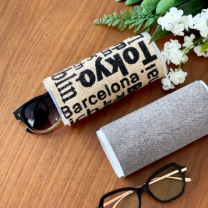 Recycled Eyeglass Case