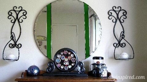 Recycled Clock Watch Display Case