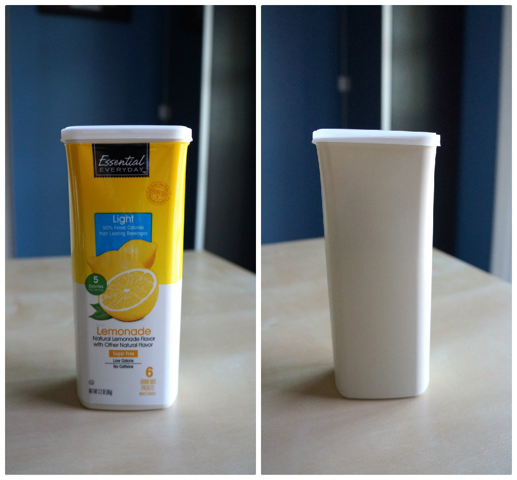 recycled-drink-mix-container
