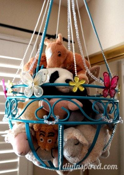 Stuffed Animal Toy Storage