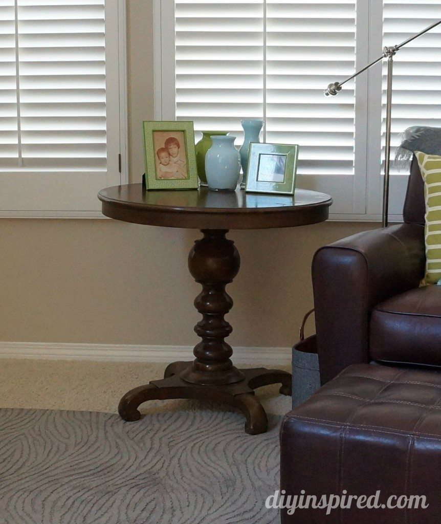 Pedestal-table - furniture-makeover