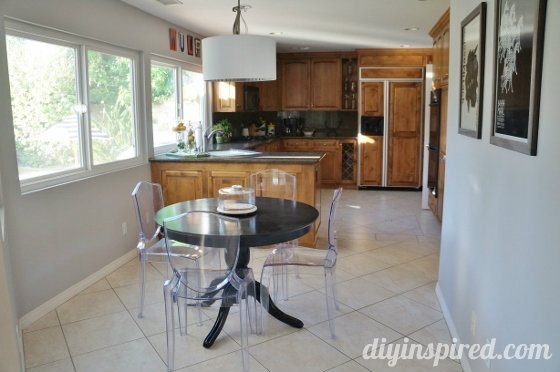 Redecorating Living And Dining Spaces