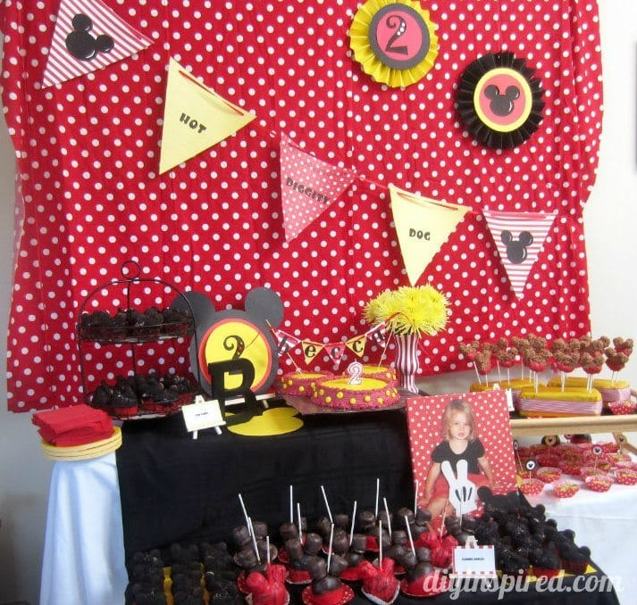 Mickey-Mouse-Party-Collage
