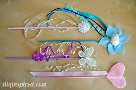 Diy Magical Fairy Wands With Pottery Barn Kids Diy Inspired